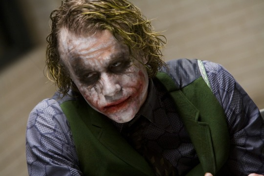 Heath Ledger's The Joker