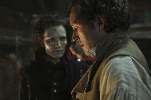 Jonathan Strange and zombie
