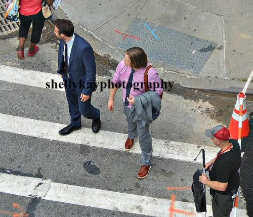 Daredevil set images mat and foggy