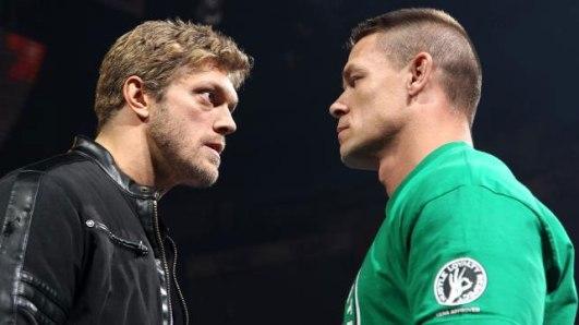 Edge and Cena promo