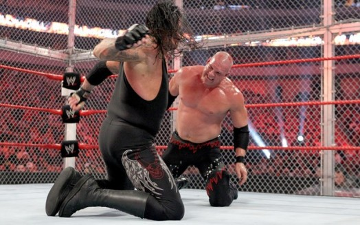 Kane vs Undertaker Hell in a cell