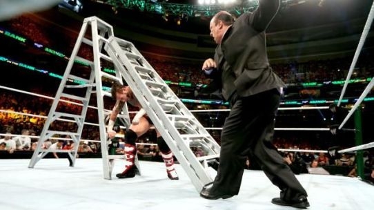 Paul Heyman costs CM Punk Money in the Bank