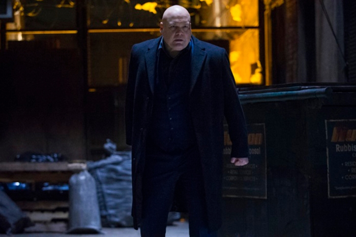 Daredevil season 1 Wilson Fisk