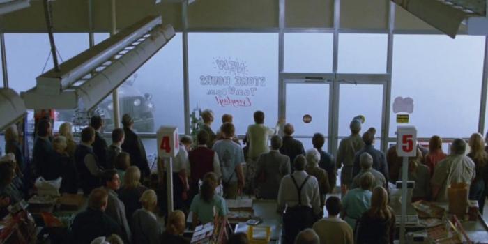 The Mist-supermarket