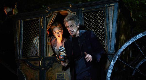 Doctor Who season 9 episode 5 highway robbery