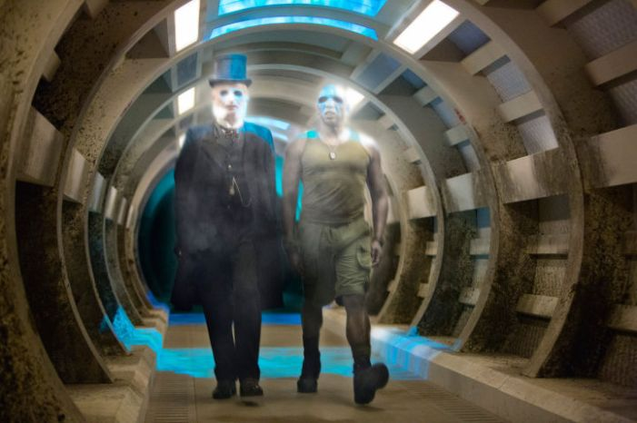 Doctor Who Under The Lake- The ghosts