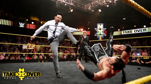 Hideo Itami NXT
