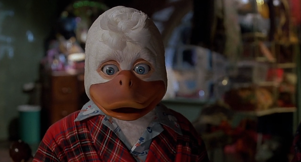 Howard the Duck from the original