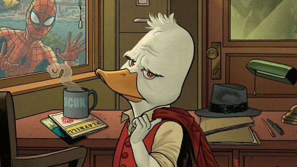 Howard the Duck new comic