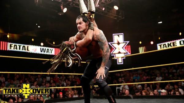 NXT Baron Corbin