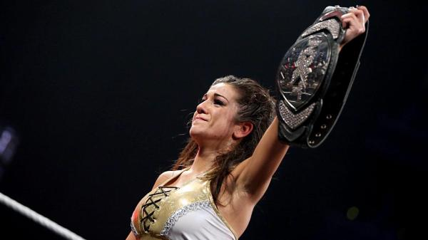NXT Takeover Brooklyn Bayley