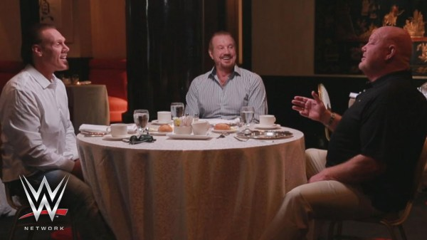 Table For 3 Big Van Vader, Sting and DDP