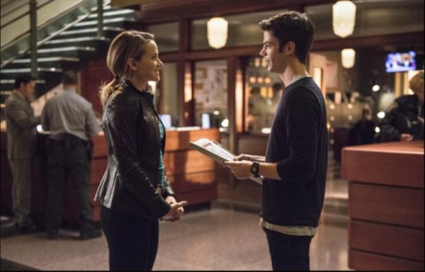 The Flash season 2 episode 4 Spivot and Allen
