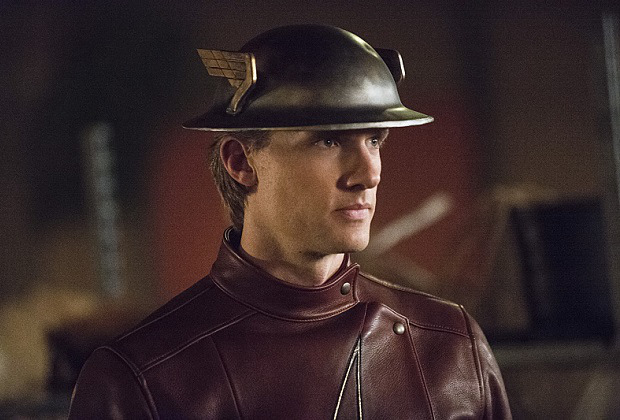 The Flash season 2 Jay Garrick