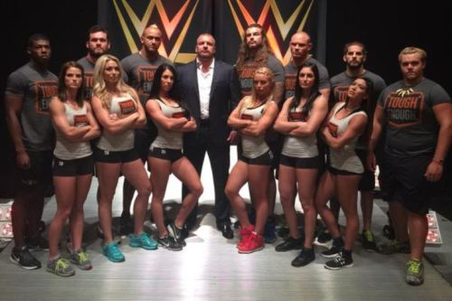 Tough Enough 2015 finalists