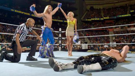Breeze and Summer Rae victorious