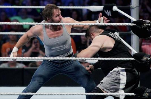 Dean Ambrose vs Kevin Owens Survivor Series