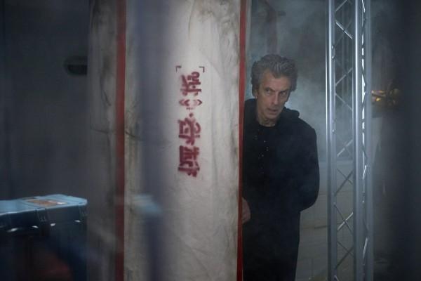 Doctor Who Sleep No More the Doctor