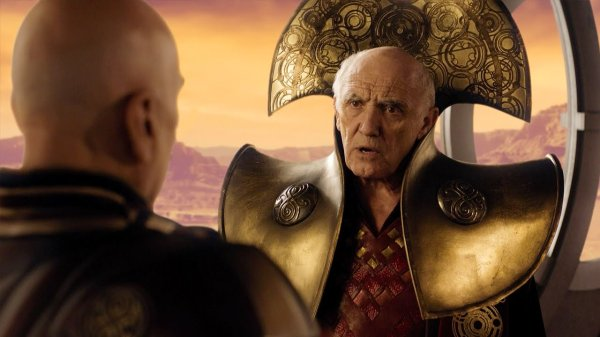 Rassilon and the general