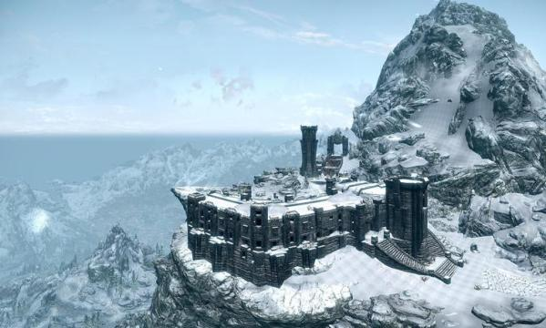 Skyrim High Hrothgar