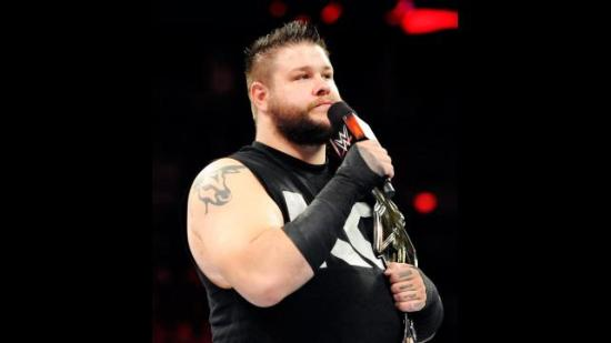Kevin Owens NXT Champ