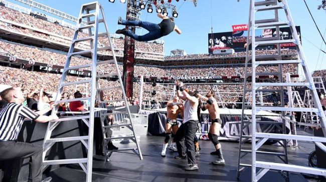 Ambrose dive
