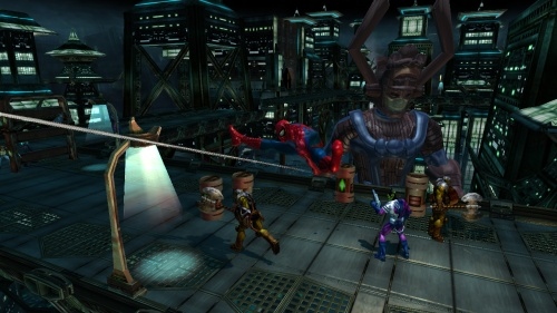 marvel ultimate alliance- galactus