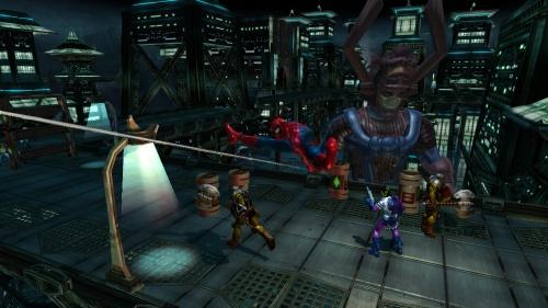 marvel ultimate alliance- galactus
