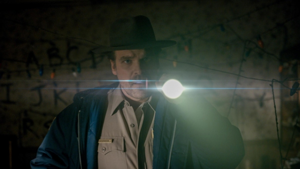 Stranger Things- sheriff