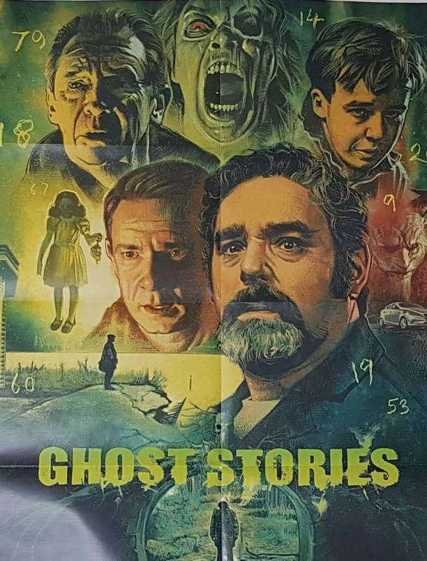 Ghost Stories' Review – G-James-C